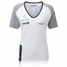 T-SHIRT Replica Team Wear Ladies Formula One 1 Team McLaren F1 Magnussen 2014 US