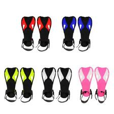 Unisex Kids Adjustable Fins Flippers Snorkel Scuba Diving Swimming Aid Equipment