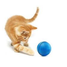 Interactive Funny Light Exercise 1 Pcs Ball Automatic Pet Cat Laser Toy