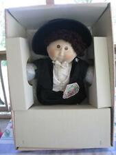 """Cabbage Patch Porcelain Doll """"Groom"""" Jonathan Eric Item #4894 Complete 1986 #DTI"""