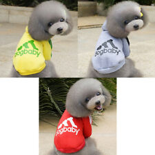 Puppy Outdoor Clothes Dog Sports Sweater Winter Warm Hoodie Jumpsuit Pet Apparel