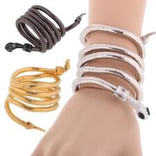 Snake Bracelet Armlet Cuff Bangle Belly Dance Fashion Punk Costume Jewelry