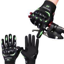Cycling Bike Bicycle GEL Shockproof Sports Full Finger Gloves Motorcycle