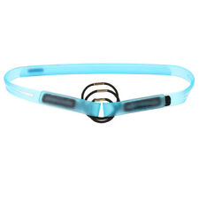 Sport Silicone Sweatband Non-Slip Headband Yoga Gym Head Hair Band Mini
