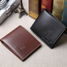 Wallet NEW slim credit card holder business 2016 ID mens leather money clip