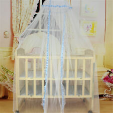 1 PC Baby Bed Mosquito Net Cute Princess Canopy Crib  Dome Bed Mosquito Net GE