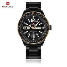 New NAVIFORCE Casual Luxury Watch 3ATM Waterproof Luminous Men Wristwatch Y8O6