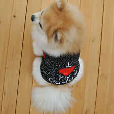 Puppy Clothes Apparel Clothing For Dog Pet Dog Sleeveless Vest T-Shirt