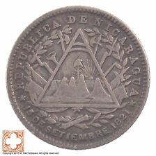 1887-H Nicaragua 10 Cents *5854