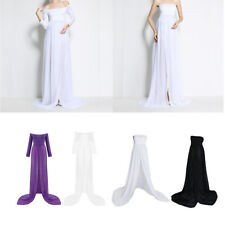 Pregnant Women Lace Maternity Photography Props Long Pregnancy Dress Clothes