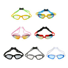 Adult Men Women Anti-fog UV Protection Waterproof Swimming Goggles Glasses