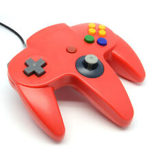 NEW Controller Game Pad Joystick System for Nintendo 64 N64 Console 6-Foot Red