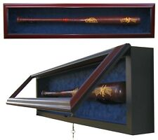 1 BASEBALL BAT DISPLAY CASE - SHOW CASE THAT SPECIAL BASEBALL BAT!