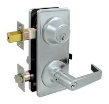 Grade 2 Interconnected Entry Lock w Clarendon Lever [ID 1023263]