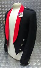 Genuine Ex-British Army Royal Artillery Mess Dress jacket (RA) With Medals