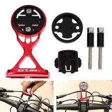 Bike Cycling Bicycle Bracket Holder Front HandleBar Computer GPS Stem Mount