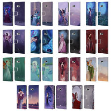 OFFICIAL RACHEL ANDERSON FAIRIES LEATHER BOOK WALLET CASE COVER FOR HTC PHONES 1