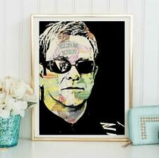 Elton John Wall Art  | Lisa Jaye Art Designs