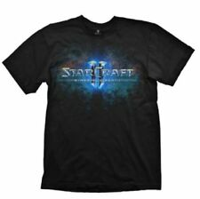 StarCraft II 2 Logo Wings Of Liberty Blizzard Licensed T-Shirt