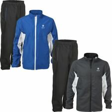 Island Green Rain Suit Mens Waterproof Golf Suit Jacket & Trousers