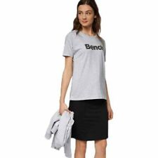 Bench Grown On Sleeve Corp Print Tee T-shirts
