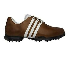 NEW ADIDAS MEN'S ADIPURE GOLF SHOES HICKORY 670963/675754 - PICK A WIDTH/SIZE