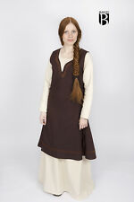 Medieval Ages Robe Dress LARP - Brown