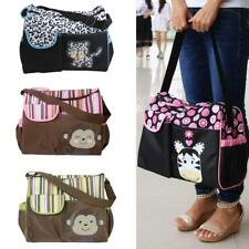 Multifunctional Baby Changing Waterproof Diaper Nappy Shoulder Bag Mummy Handbag