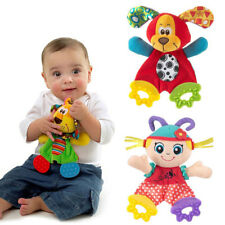 Sozzy Baby Plush Soft Doll Toy Infant appease towel Calm Doll Kids Teether