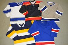 CHOICE OF Kids YOUTH X-LARGE XL DEAD STOCK Minor Pro College Blank Hockey Jersey