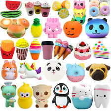 Jumbo Slow Rising Squishies Scented Charms Kawaii Squishy Squeeze Toy Useful