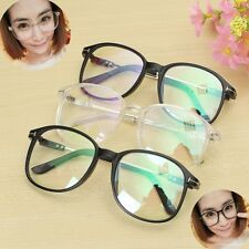 Men Women Transparent Eyeglass Frame Full Rim Spectacles Clear Glasses Optical