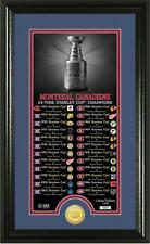 NHL Montreal Canadiens Team Stanley Cup Champions Legacy Photo