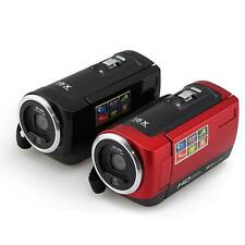 "HD 16MP DUJital Video Camcorder Camera DV DVR 2.7"" TFT LCD 16x ZOOM 720P U Fre."