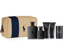 Ralph Lauren Polo Double Black EDT,Shave,Bags,Sets and Body Each Sold Separately
