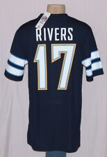 Los Angeles Chargers Philip Rivers Hashmark Jersey T-Shirt - NFL
