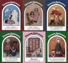 Dream Spinners Vintage Craft Patterns, Uncut ~ Your Choice