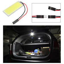 COB LED Dome Panel Hot Car Lamp T10 4W 12V 48 SMD New Interior Light White