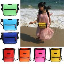 5L Waterproof Dry Waist Bag Pack with Zip Pocket Roll-up Top Outdoor Hiking