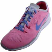 Nike Free 5.0 TR Fit 5 Womens Rose/Purple/Platinum/Fireberry Training Sneakers