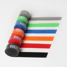 6 Pieces Reusable Nylon Hook Loop Cable Cord Ties Tidy Straps Organiser