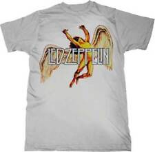 Led Zeppelin Colorful Swan Song Rock Music Band  Adult Mens T Tee Shirt LZ154