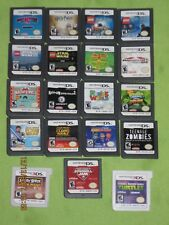 Nintendo DS / 3DS Game Cartridges Adventure Fighting RPG Shooter Sports Racing !