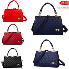 New Women PU Leather Tote Handbags Purses Satchel Shoulder Messenger Hobo Bags
