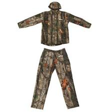 Men Women Camo Outdoor Hunting Jacket Outwear Pants Hoodie Trousers Set