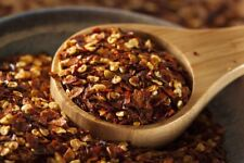 Fresh Sun Dried Chilli Flakes 100% Organic Natural Spice from India