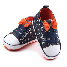 Crib Prewalker Baby Boys Sneakers Toddler Canvas Shoes Casual Shoes