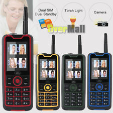 "2.4"" Quad Band GSM SOS Torch Unlocked Mobile Phone 3800mAh Dual SIM Cell Phone"