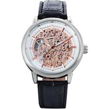 Men Mechanical Watch Automatic Dial Stainless Steel Wrist Luxury New Fashion