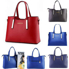 Lady Elegant Large Handbags Purse Women Messenger Shoulder Bag Shoppers Tote Hot